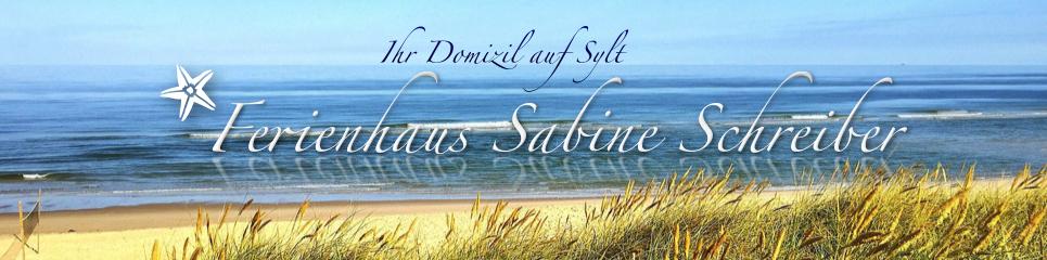 Ferienhaus Sabine Schreiber